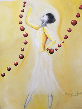 Bild: Kalenderblätter - Ballettaufführung des