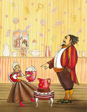 Bild: Die Kakaokantate - Ein musikalisches Märchen für die ganze Familie