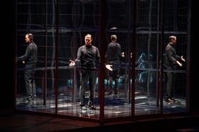 Bild: Masse Mensch Macht - Landestheater Coburg