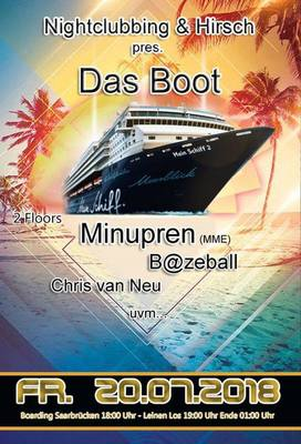 Bild: Das Boot - Mit MINUPREN uvm.
