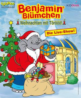 Bild: Benjamin Blümchen - Weihnachten mit Törööö