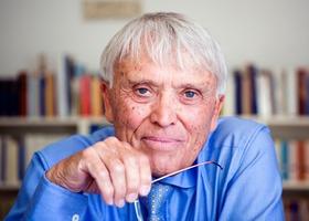 Die Stunde mit dir selbst: Gedichte - Buchpremiere zum 85. Geburtstag von Reiner Kunze