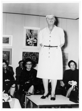 Hanna Bekker vom Rath - Handelnde für Kunst und Künstler - Buchpremiere zum 125. Geburtstag von Hanna Bekker vom Rath