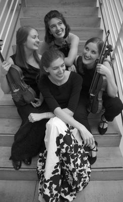 Holzhausenkonzerte - Konzertmatinee mit dem Malion Quartett für alle Freunde und Förderer der Frankfurter Bürgerstiftung und anlässlich des 75. Gebur