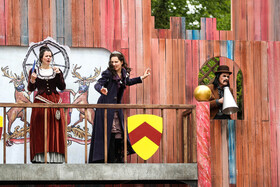 Bild: Robin Hood - Landestheater Coburg