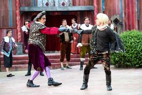 Bild: Shakespeare in Love ca. 2:30 Stunden - Open Air Veranstaltung