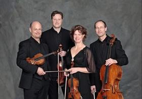 Holzhausenkonzerte - Streichquartetttage - Konzert mit dem Mandelring Quartett