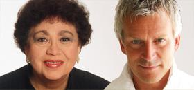 Bild: Gisela Steineckert & Dirk Michaelis - Seelenverwandt - Konzertlesung