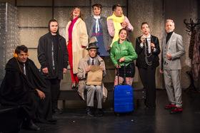 Bild: Der Schauspieldirektor - die Schönen