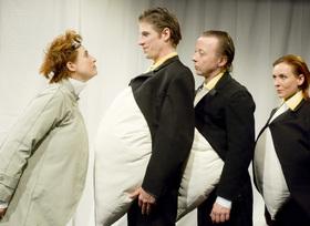 Bild: An der Arche um Acht - Theaterhaus Ensemble