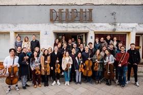 Bild: Eroica Berlin - Jakob Lehmann (Dirigent) / Lioba Braun (Mezzosopran)