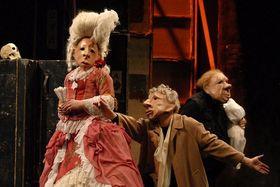 Bild: Familie Flöz - Teatro Delusio