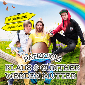 Bild: Klaus und Günter werden Mutter - Boulevardtheater Deidesheim