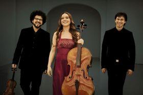 Bild: Konzert für Klaviertrio - Trio Gaspard