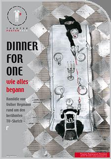 Bild: Dinner for One - wie alles begann