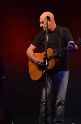 Bild: Brendan Keeley - The Irish Night - Markthalle Rottweil