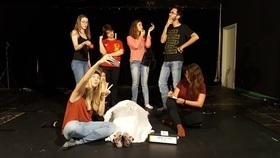 Bild: MORD IST (K)EIN HOBBY - Produktion des NEULAND-Clubs