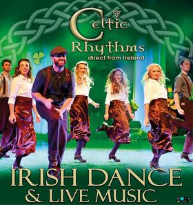 Bild: CELTIC RHYTHMS direct from Ireland - Irish Dance Show & Live Music