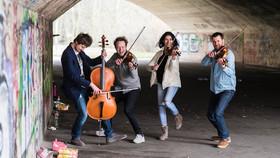 Bild: Feuerbach Quartett: BOMBAX!