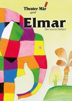 Bild: Elmar, der bunte Elefant - Musiktheater ab 4 Jahren
