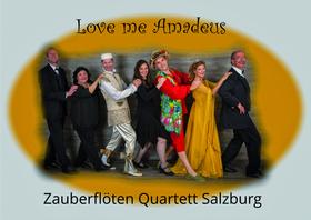 Bild: Love me Amadeus! - Ein Opernabend der ganz anderen Art