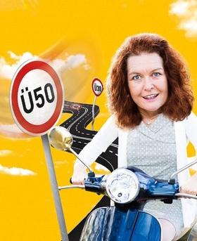 Bild: Annette von Bamberg - Es gibt ein Leben über 50...