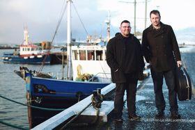 Bild: Saltfishforty - Traditionelle Musik von den Orkney Inseln (Schottland)