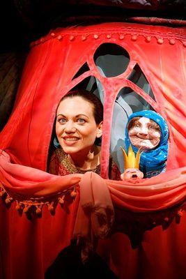 """Bild: Kinderspaß im Kloster """"Dornröschen oder Warte mal!"""" - Theaterstück mit Live-Musik ab 3 Jahre"""