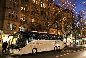 Bild: Weihnachtliche Lichterfahrt durch Berlin - inkl. Glühweingutschein und Lebkuchen