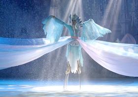 Bild: Ein Wintermärchen on Ice - präsentiert vom Russian Circus on Ice