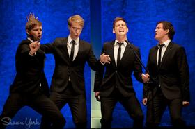 Ringmasters - Ringmasters (Welt-)meisterhafte A-cappella-Show aus Schweden