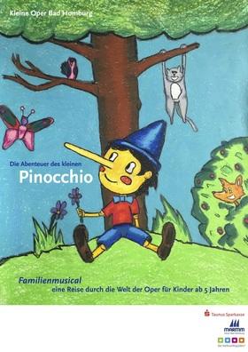 Bild: Pinocchio - Familienmusical nach der Geschichte von Carlo Gollodi