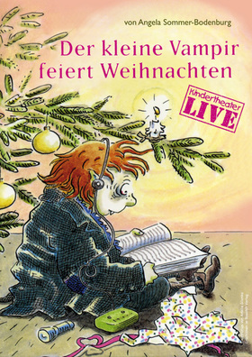Der kleine Vampir feiert Weihnachten - Von Angela Sommer-Bodenburg, ab 5 Jahren