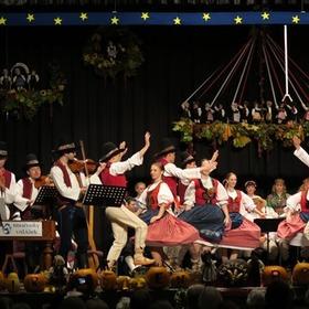 Bild: 26. Europäisches Volksmusikkonzert - Veranstalter: DJO-Deutsche Jugend in Europa