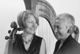 Bild: Kammermusik für Violoncello und Harfe des 19.und 20. Jahrhunderts
