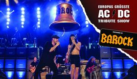 BAROCK - Europas größte AC/DC Tribute Show