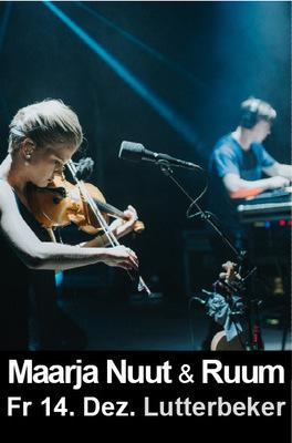Maarja Nuut & Ruum - eins31 stellt vor