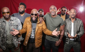 Bild: Naturally 7 - die Band ohne Band ! - CHRISTMAS ... It's a Love-Story