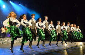 Bild: Danceperados of Ireland - Whiskey you are the  devil! Tour