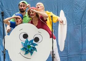 Bild: Herr Otto und die Notenbande - Theater Mummpitz