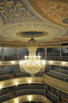 Bild: Theaterführung - Landestheater Coburg