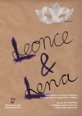 Bild: Leonce und Lena - Ein Lustspiel von Georg Büchner
