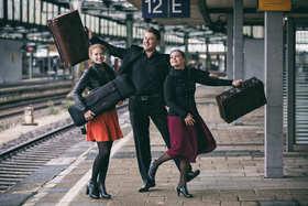 Holzhausenkonzerte – klavierplus - Konzert mit dem Trio Serenade