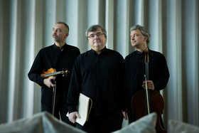 Holzhausenkonzerte – klavierplus - Konzert mit dem Trio Wanderer