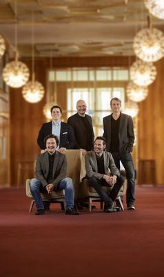 Bild: AMARCORD - Führendes Vokalensemble der Spitzenklasse aus Leipzig und Echo-Preisträger