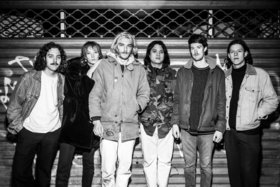 PAUL JACOBS BAND (CAN) Garage Psych Punk Rock / Stolen Body Recs