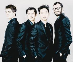Bild: Quatuor AROD: Streichquartette von Haydn, Webern und Zemlinski - Grünstadter Sternstunden - Abschluss 2018