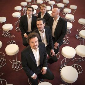 Bild: Hear the Voice - ensemble amarcord - Das Spitzenensemble aus Leipzig