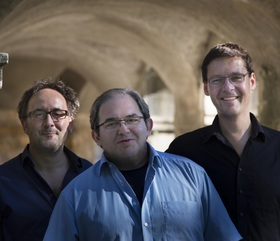 Bild: Virtuoses Jazz-Piano: David Gazarov Trio - Bachology - Grünstadter Sternstunden - Eröffnung 2019