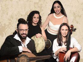 Bild: QUARTETOUKAN - Arabo-jüdische Begegnungen